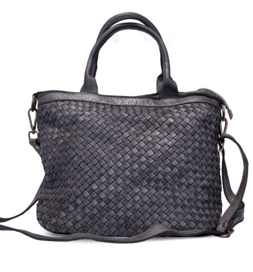 Leather bag for woman
